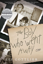 The Boy Who Went Away 2015 Reprint Book Cover